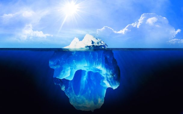 partie cachée iceberg_conseil éducation canine